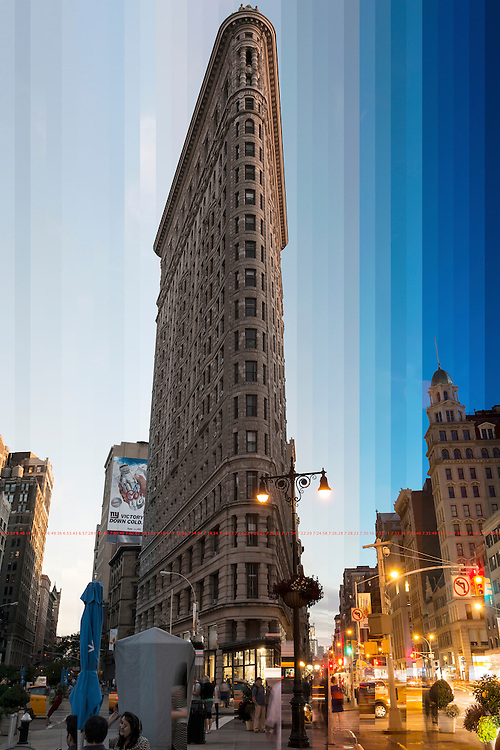 Time Slice The Flatiron