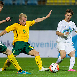 20150904: SLO, Football - European Under-21 Championship Qualifying, Slovenia U21 vs Lithuania U21