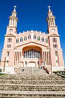 Igreja Matriz São Sebastião. Jaraguá do Sul, Santa Catarina, Brasil. / Sao Sebastiao Mother Church. Jaragua do Sul, Santa Catarina, Brazil.