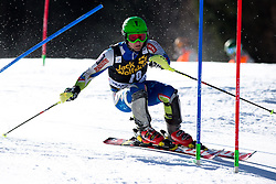 GROSELJ Zan of Slovenia during the 1st Run of Men's Slalom - Pokal Vitranc 2014 of FIS Alpine Ski World Cup 2013/2014, on March 9, 2014 in Vitranc, Kranjska Gora, Slovenia. Photo by Matic Klansek Velej / Sportida