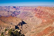 The Grand Canyon below Desert View, Grand Canyon National Park, Arizona