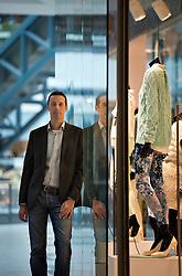 Copenhagen, Denmark, 2012102: .Director at Dansk Detail Jens Birkeholm at Fields Shopping Center in Copenhagen.Photo: Lars Moeller