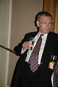 Jeffrey Archer, Private Preview of the Grosvenor House Art and Antiques Fair. 13 June 2007.  -DO NOT ARCHIVE-© Copyright Photograph by Dafydd Jones. 248 Clapham Rd. London SW9 0PZ. Tel 0207 820 0771. www.dafjones.com.