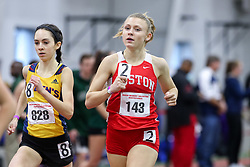 1000, Boston U, Parkinson<br /> Boston University Athletics<br /> Hemery Invitational Indoor Track & Field