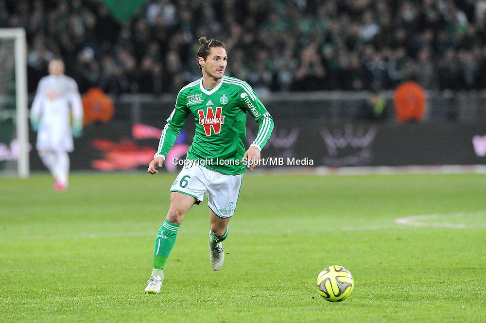 Jeremy CLEMENT  - 06.02.2015 - Saint Etienne / Lens - 24eme journee de Ligue 1 -<br /> Photo : Jean Paul Thomas / Icon Sport