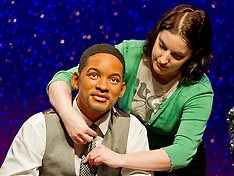 MAY 22 2013 Will Smith at Madame Tussauds London