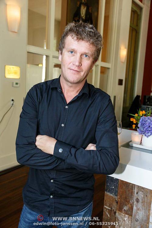 NLD/Amsterdam/20150820 - Najaarspresentatie SBS 2015, Alberto Stegeman