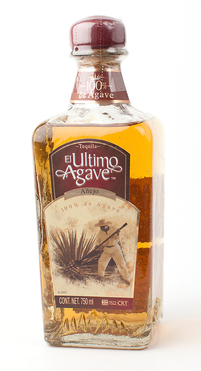 El Ultimo Agave anejo -- Image originally appeared in the Tequila Matchmaker: http://tequilamatchmaker.com