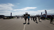 Tuesday - Static Displays and Show (My first Day)