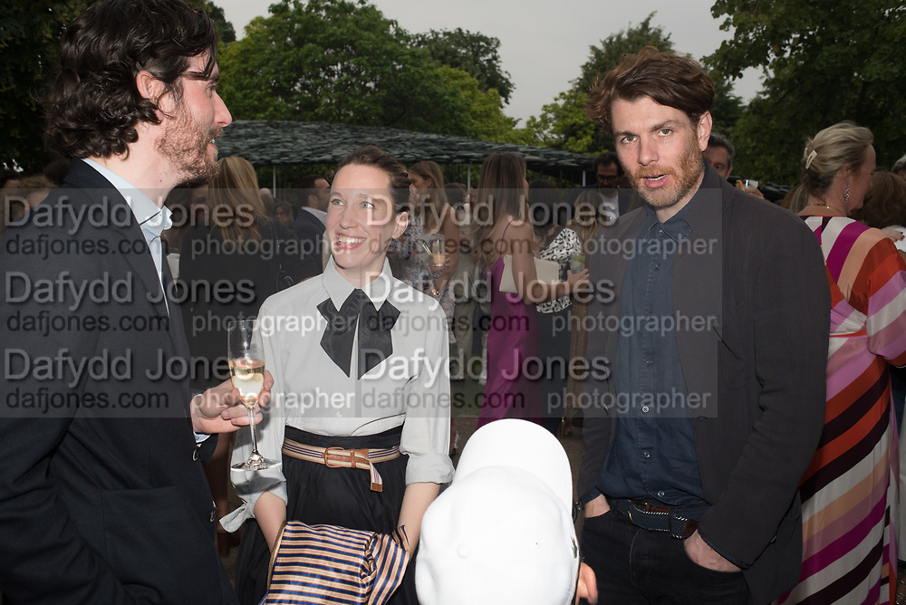FRANCES VON HOFMANNSTHAL RODOLPH VON HOFMANNSTHAL , The Serpentine Party pcelebrating the 2019 Serpentine Pavilion created by Junya Ishigami, Presented by the Serpentine Gallery and Chanel,  25 June 2019