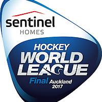 2017 Sentinel Homes Women's Hockey World League Final