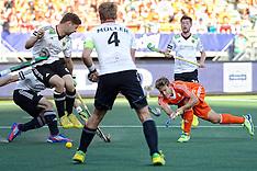 20140606 NED: WK Hockey Duitsland - Nederland, Den Haag