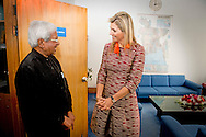 16-11-2015 DHAKA Queen Maxima  Meeting with Sir Fazle Abed (BRAC) Sir Fazle is recognized as the de facto leader in the MF sector as well as highly involved in the MFS sector. While BRAC is a part owner of bKash Sir Fazle maintains a broader view and is sensitive to potential monopoly questions. The meeting would be to present BRAC activities but, more importantly, give advice on all elements of the UNSGSA mission.  Queen Maxima during a three day visit to Bangladesh. Government Máxima visits at the invitation of Bangladesh and as a special advocate of the Secretary-General of the United Nations for inclusive finance for development. COPYRIGHT ROBIN UTRECHT