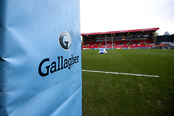 A general view of Welford Road, home to Leicester Tigers - Mandatory by-line: Robbie Stephenson/JMP - 04/01/2020 - RUGBY - Welford Road - Leicester, England - Leicester Tigers v Bristol Bears - Gallagher Premiership Rugby