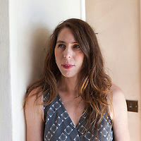 Rachel Kushner<br /> 6th July 2014<br /> <br /> Photograph by Steve Bisgrove/Writer Pictures<br /> <br /> WORLD RIGHTS