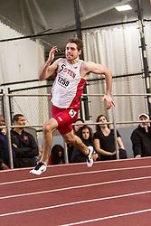 Boston University John Terrier Classic Indoor Track & Field: mens 200, BU, Lagerberg