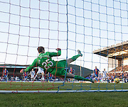 Dundee&rsquo;s Rory Loy opens the scoring from the penalty spot - Inverness Caledonian Thistle v Dundee at Caledonian Stadium, Inverness<br /> <br />  - &copy; David Young - www.davidyoungphoto.co.uk - email: davidyoungphoto@gmail.com