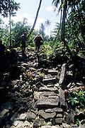 Lelu Ruins, Kosrae, FSM, Micronesia