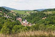 Unter-Hambach im Hambacher Tal, Heppenheim, Bergstraße, Hessen, Deutschland | Unter-Hambach in Hambach valley Heppenheim, Bergstraße, Hesse, Germany