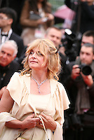 Nastassja Kinski, actress  arriving at the Vous N'Avez Encore Rien Vu gala screening at the 65th Cannes Film Festival France. Monday 21st May 2012 in Cannes Film Festival, France.