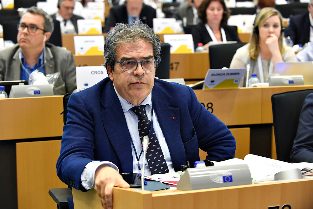 11 May 2017, 123rd Plenary Session of the European Committee of the Regions <br /> Belgium - Brussels - May 2017 <br /> BIANCO Vincenzo &copy; European Union / Fred Guerdin