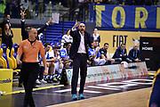 Esposito Vincenzo<br /> AX Armani Exchange Milano - FIAT Torino<br /> Lega Basket Serie A 2018-2019<br /> Milano 03/03/2019<br /> Foto M.Matta/Ciamillo & Castoria