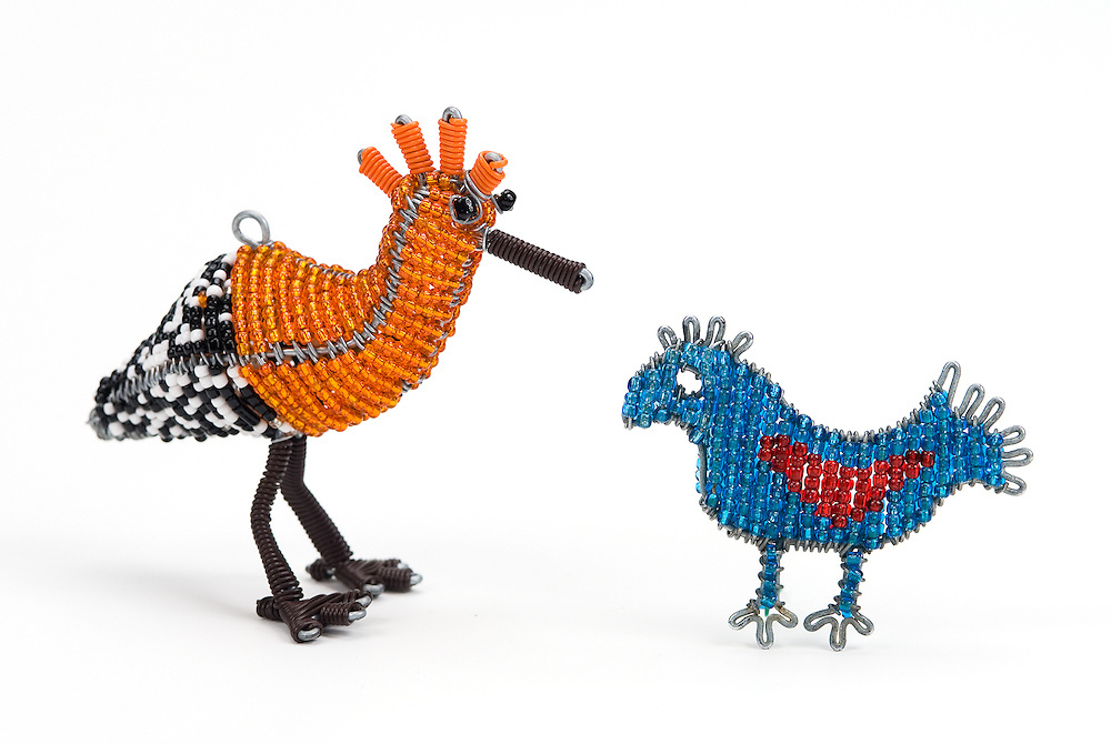 Hoepoe Bird with Aita Chicken