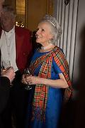 MRS. LEE STEERE, The Royal Caledonian Ball 2016. Grosvenor House. Park Lane, London. 29 April 2016