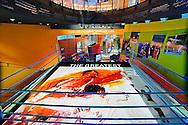 Muhammad Ali Center, downtown Louisville, Kentucky