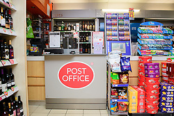 General view of the inside of the Londis store - Weldon Supermarket where the new Weldon Post Office is based<br /> <br /> Tom Pursglove MP has officially opened the new Post Office at the Weldon Supermarket in Weldon.<br /> <br /> Date: November 10, 2017