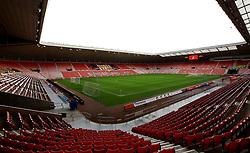 A general view of The Stadium of Light, home of Sunderland - Mandatory by-line: Robbie Stephenson/JMP - 28/10/2017 - FOOTBALL - Stadium of Light - Sunderland, England - Sunderland v Bristol City - Sky Bet Championship
