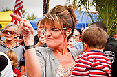 Sarah Palin and the Tea Party Express in Phoenix