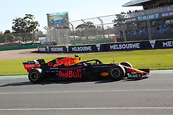 March 15, 2019 - PIERRE GASLY during Friday Practice at the Australian Formula 1 Grand Prix in Melbourne on March 15, 2019  (Credit Image: © Christopher Khoury/Australian Press Agency via ZUMA  Wire)