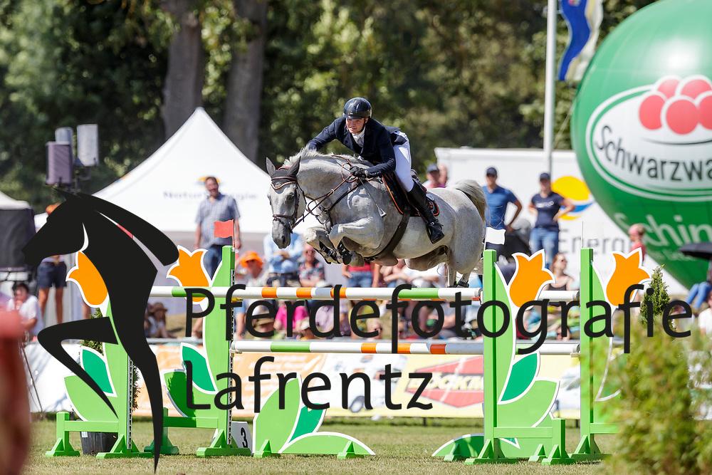 OPLATEK Andrzej (POL), STALANDO 2<br /> Donaueschingen - CHI mit Europameisterschaft Gespannfahren 2019<br /> Großer Preis - S.D. Fürst Joachim zu Fürstenberg-Gedächtnispreis<br /> Preisgeld gegeben von BURGERGROUP, Straub-Verpackungen GmbH, Grimm Zuführtechnik sowie SDV Security<br /> Int. Springprüfung mit Stechen<br /> 18. August 2019<br /> © www.sportfotos-lafrentz.de/