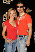 Fabian Sanchez and Marlee Matlin Photo by Michael Hickey