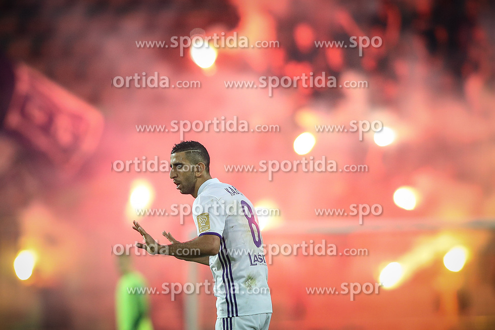 Marwan Kabha of NK Maribor during football match between NK Olimpija Ljubljana and NK Maribor in 7th Round of Prva liga Telekom Slovenije 2017/18, on August 27, 2017 in SRC Stozice, Ljubljana, Slovenia. Photo by Matic Klansek Velej / Sportida