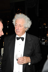 SIR MARTYN ARBIB at the 20th annual Cartier Racing Awards - the most prestigious award ceremony within European horseracing, held at The Dorchester Hotel, Park Lane, London on 16th November 2010.