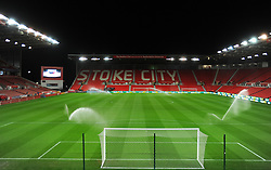 General views of the Bet365 stadium home to Stoke City - Mandatory by-line: Nizaam Jones/JMP - 31/01/2018 - FOOTBALL - Bet365 Stadium - Stoke-on-Trent, England - Stoke City v Watford - Premier League