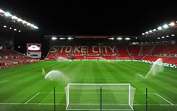 General views of the Bet365 stadium home to Stoke City - Mandatory by-line: Nizaam Jones/JMP - 31/01/2018 - FOOTBALL - Bet365 Stadium - Stoke-on-Trent, England - Stoke City v Watford - Premier League