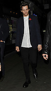 One Direction, Louis Tomlinson led the charge at the Music Industry Awards afterparty at Cirque Le Soir in London on Monday<br /> ©Exclusivepix Media