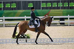 Hermoso Farras Albert, ESP, Hito CP<br /> Dressage test evening<br /> Olympic Games Rio 2016<br /> © Hippo Foto - Dirk Caremans<br /> 06/08/16