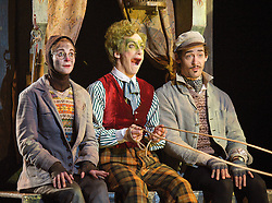 The Wind in the Willows, The Linbury Theatre, Royal Opera House, London, Great Britain, December 10, 2012. Photo by Elliot Franks / i-Images...