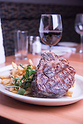 Southside Steakhouse, Rutland, Vermont.