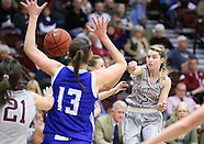 OC Women's BBall vs Lubbock Christian University - 2/4/2016