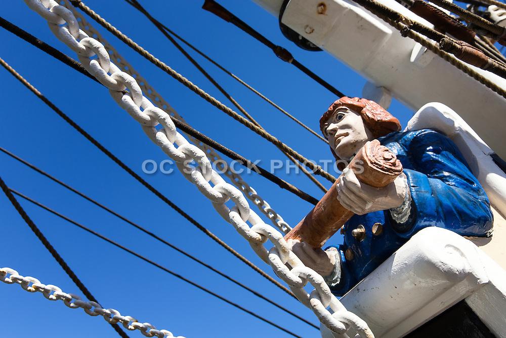 Spirit of Dana Point Tall Ship in Dana Point Harbor