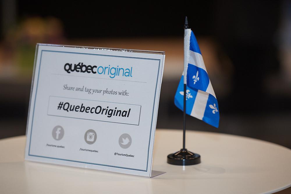 Québec Original 2018 February 6, 2018 Toronto ON