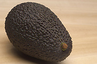 Studio shot of avocado