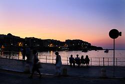 MALTA GOZO MARSALFORN 25JUL06 - General view of Marsalforn Bay, Gozo's prime resort...jre/Photo by Jiri Rezac..© Jiri Rezac 2006..Contact: +44 (0) 7050 110 417.Mobile:  +44 (0) 7801 337 683.Office:  +44 (0) 20 8968 9635..Email:   jiri@jirirezac.com.Web:    www.jirirezac.com