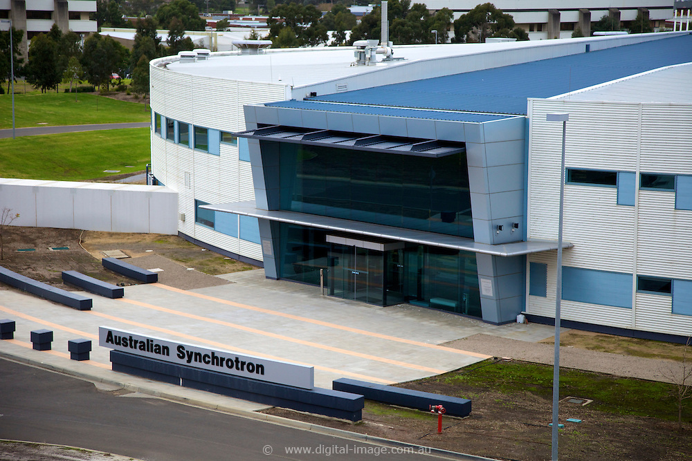 Main Building at the Australian Synchrotron