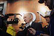 Nicholas Scoppetta at The Leary FireFighters Foundation dedicates High-Rise Simulator in New York City at The FDNY Training Academy on Randall's Island on March 19, 2009..The Leary Firefighters Foundation, in partnership with The FDNY Foundation dedicates a state-of-art High Rise Training Simulation Facility. The first and only of its in the kind in the country, the simulator will help firefighters improve their skills in combating the difficulties of fighting fires in high-rise buildings, performing rescues, and saving lives under extreme conditions.